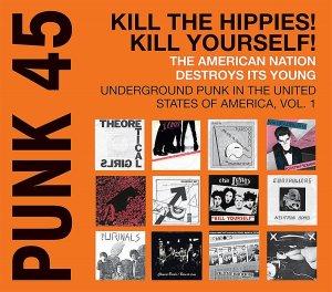 Punk 45 Vol 1