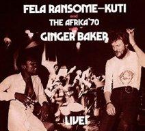 Fela Ransome-Kuti/ Ginger Baker/ Live