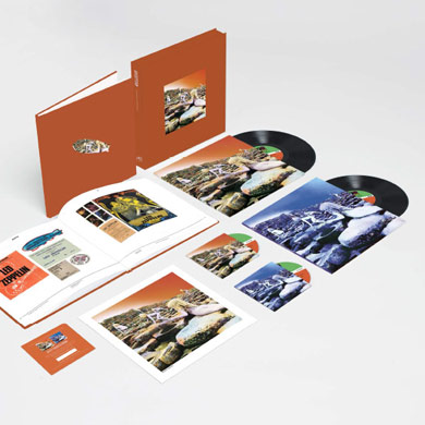 2CD + 2LP 180 GRAM, DOWNLOAD PRINT, 80-PAGE BOOK