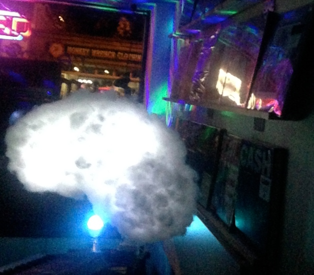 Cloud via Kelsi Hill