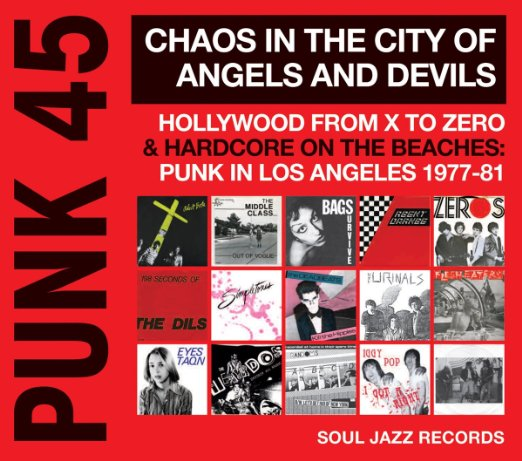 Punk 45:Chaos in The City of Angels and Devils
