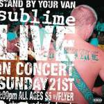Sublime/Stand By Your Van