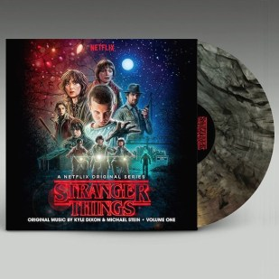 Stranger Things/Indie Exclusive Marble
