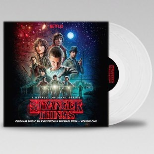 Stranger Things Vol. 1/Indie Exclusive White