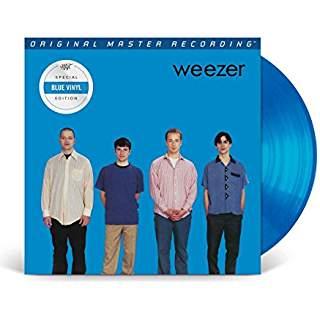 Weezer/(Blue) Blue Vinyl