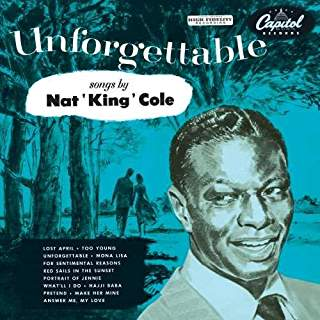 natkingcoleunforgettable