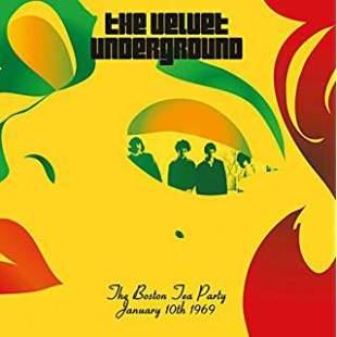 The Velvet Underground/The Boston Tea Party January 10,1969