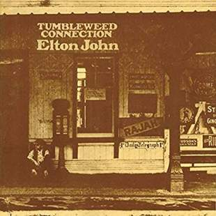 Elton John/Tumbleweed Connection
