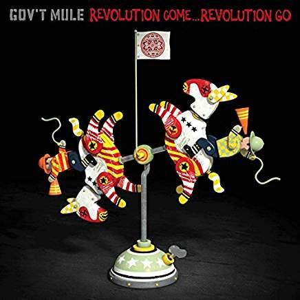 GovtMuleRevolutionComeRevolutionGo
