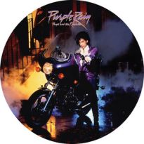 Prince & The Revolution/Purple Rain Picture Disc