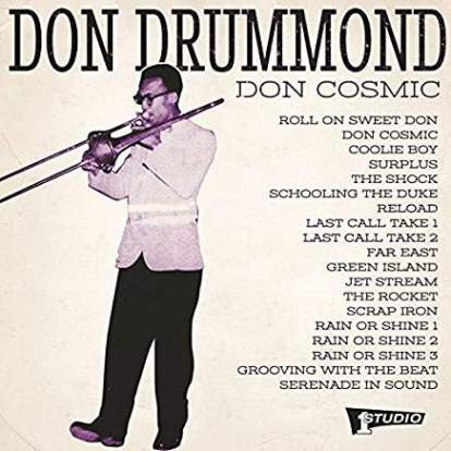 Don Drummond/Don Cosmic