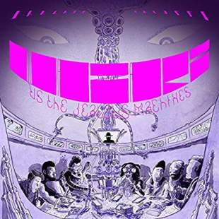 Shabazz Palaces/Quazarz Vs. The Jealous Machine