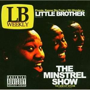 LittleBrotherTheMinstrelShow