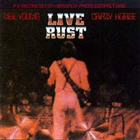 Neil Young & Crazy Horse/Live Rust