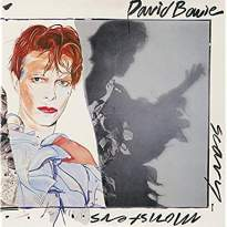 David Bowie/Scary Monsters (And Super Creeps)