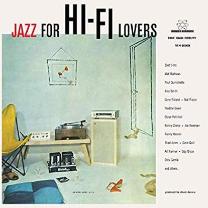 Various Artists/Jazz For Hi-Fi Lovers