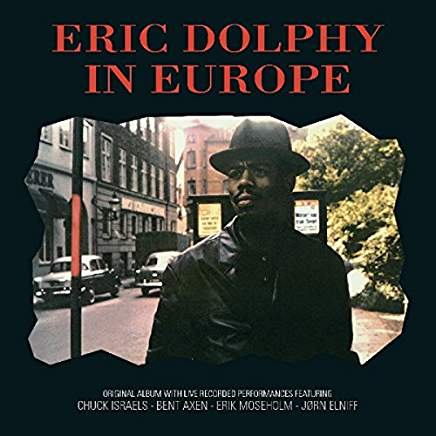 Eric Dolphy/In Europr
