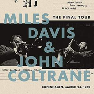MilesDavis&JohnColtraneTheFinalTourCopenhagenMar24-1960